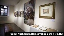 Вперше картини з колекції Порошенка заарештували в травні