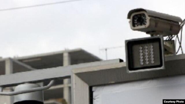 Armenia -- Traffic Monitoring Camera, undated