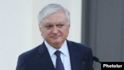 Министр иностранных дел Армении Эдвард Нлбандян (архив)