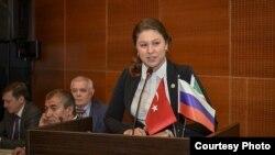 Талия Миңнуллина