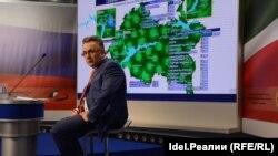 """Гендиректор телерадиокомпании """"Новый век"""" Ильшат Аминов"""