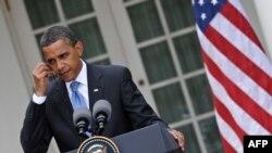 Preşedintele Obama la Casa Albă
