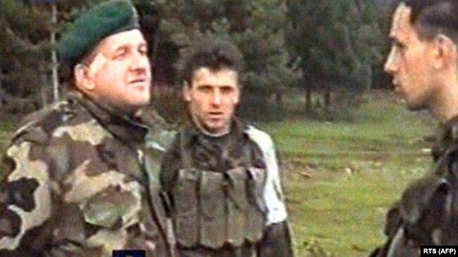 Atif Dudaković, iz ratnih snimaka 1995.