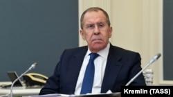سرگی لاوروف وزیر خارجۀ روسیه