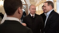 Ваша Свобода | Медведчук підготував автономію для Донбасу