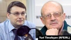 Евгений Федоров и Андрей Пионтковский