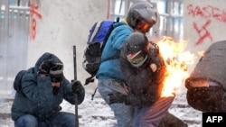 Kiev, 22 janar 2014.