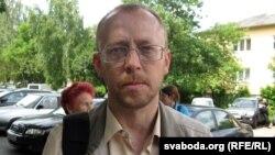 Владимир Хильманович, белорусский правозащитник.