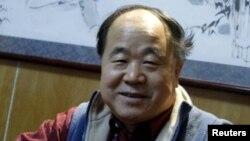 Мо Янь, лауреат Нобелевской премии по литературе 2012 года.