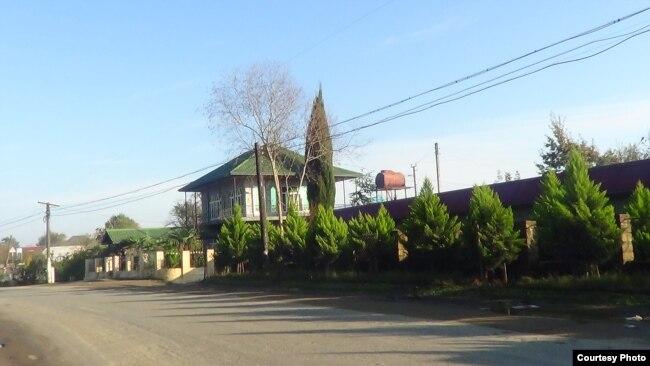 Qızılavar kəndi, Masallı. 15nov2013