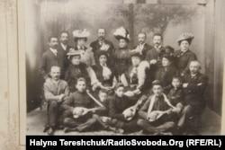 Єврейська родина. Львів. 1905 року