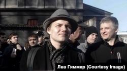 Лев Гяммер, архивное фото
