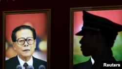 Портрет на Џијанг Цемин
