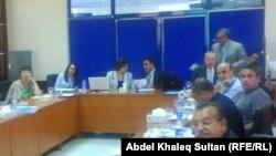 جانب من المشاركين في مؤتمر برنامج (ايروسموس موندوس)