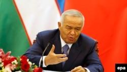 Özbegistanyň prezidenti Yslam Karimow, 19-njy awgust, 2014