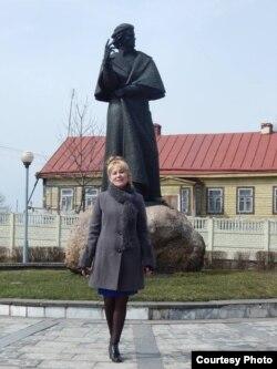 Ала Петрушкевіч, гарадзенская паэтка, кандыдат філялягічных навук