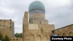 Хабарнигори тоҷик Насруллоҳи Тӯйчизода