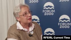 Leyla Yunus - Sülh və Demokratiya İnstitutunun direktoru