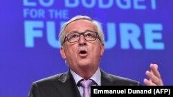 Presidenti i Komisionit Evropian, Jean-Claude Juncker, foto nga arkivi.