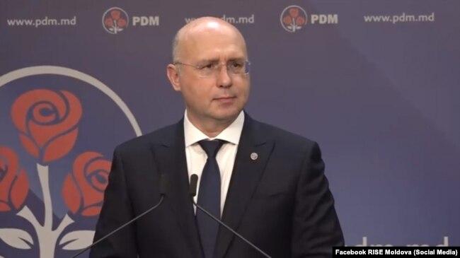 Журналісти отримали у розпорядження лист до керівництва української держави за підписом голови уряду Молдови