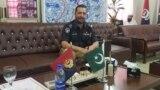 Tahir Dawar disappeared in the Pakistani capital Islamabad.