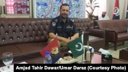 Tahir Dawar disappeared in the Pakistani capital Islamabad.