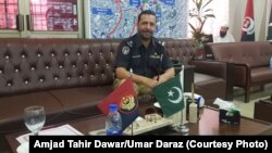 Tahir Dawar recently disappeared in the Pakistani capital Islamabad.