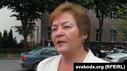 Zhana Litvina says she was given no explanation for being blocked from flying to Warsaw.