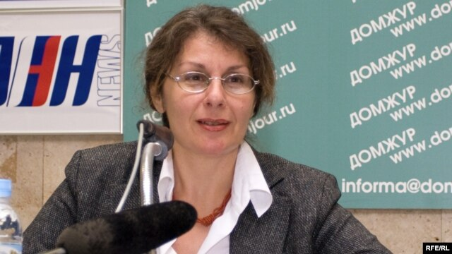 Rachel Denber, Human Rights Watch's deputy Europe and Central Asia director