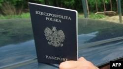 Пересечение границы с польским паспортом