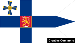 Штандарт президента Финляндии