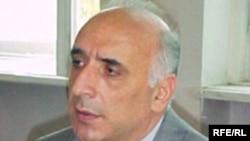 Prezident Aparatının İşlər İdarəsinin sabiq müdiri Akif Muradverdiyev