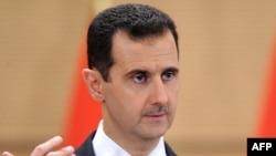 الرئيس السوري بشار الأسد يلقي خطابه الثالث