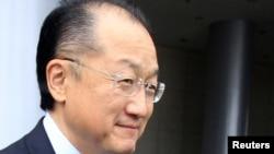 Jim Yong Kim, president i Bankës Botërore