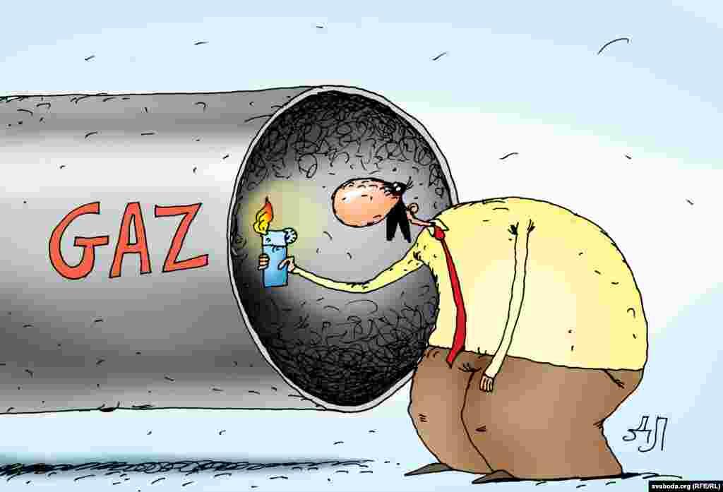 У чэрвені 2010 году Расея абмежавала пастаўкі газу ў Беларусь, патрабуючы аплаты за ранейшы газ. Гэта была не адзіная «газавая вайна» цягам кіраваньня Лукашэнкі.