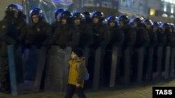 Такие картины москвичи наблюдали в центре города не раз. 15 декабря не станет исключением?
