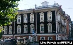 Дом купца И.Т.Сурикова (Женская гимназия П.А.Смирновой), 1905