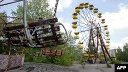 Černobilj, zaustavljeno vreme
