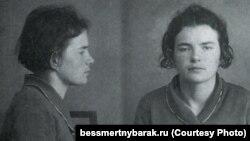 Нина Луговская. Фото с сайта bessmertnybarak.ru
