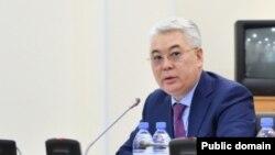 Қорғаныс және аэроғарыш өнеркәсібі министрі Бейбіт Атамқұлов
