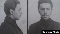 Григорий Брилиант (Сокольников), снимок из полицейского архива