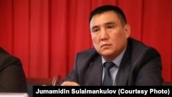 Taalaibek Sarybashev (file photo)
