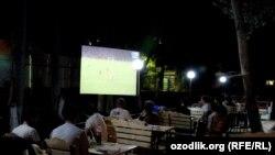 Тошкентда Евро 2012