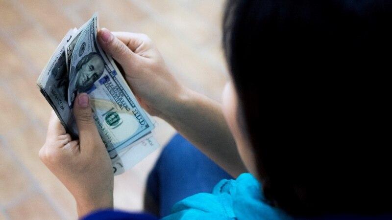 Улуттук банк жыл башынан бери сатыкка 345 млн. доллар чыгарды