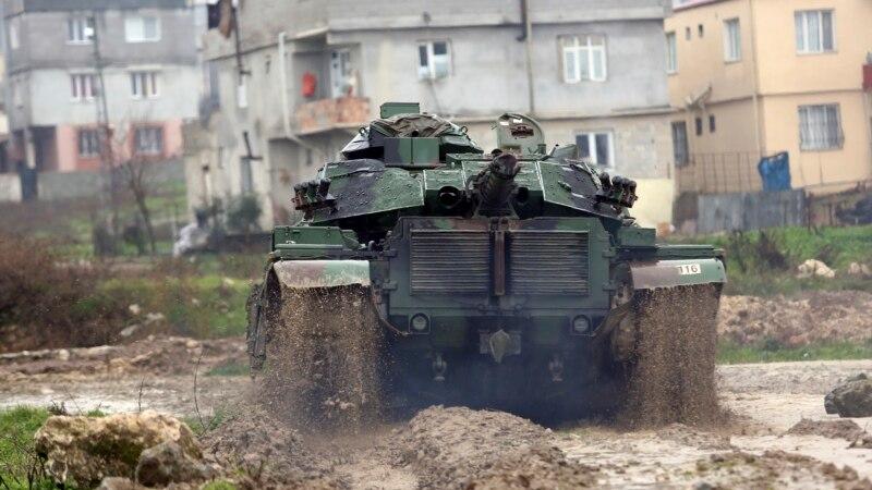 Վարչապետ․ թուրքական բանակը մտել է Սիրիա