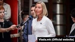 Моґеріні: Європейський союз ніколи не визнає анексію Криму