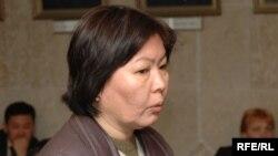 2005-2010-njy ýyllar aralygynda Gyrgyzystanyň ABŞ-daky ilçisi bolan Zamira Sydykowa