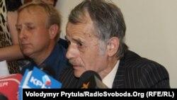 Мустафа Джемілєв Хайсера, Сімферополь, 30 травня 2013 року