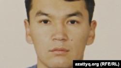 Торебек Толегенов, молодой человек, погибший в столкновениях на станции Шетпе 17 декабря 2011 года.