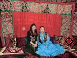 Гулия Фритче: паспортум немис, өзүм кыргыз